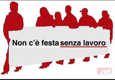 FESTA PRIMO MAGGIO CALDERINO