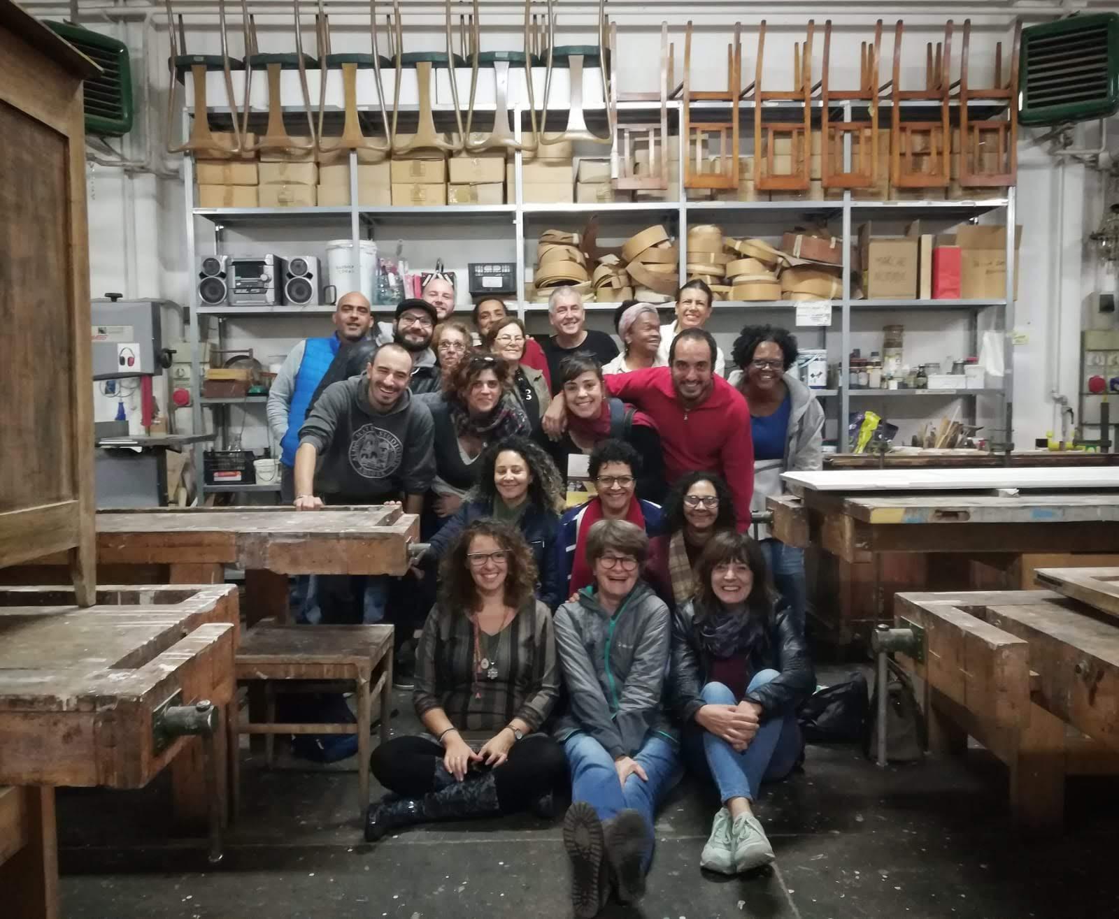 Scambio con l'Associazione di produzione solidale SURICATO, Brasile
